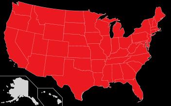 Red map Kardie